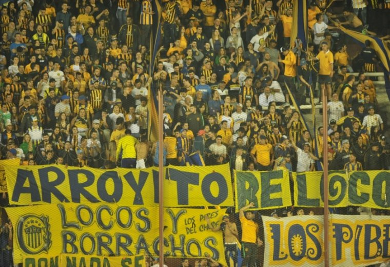 Rosario Central vs. Talleres (CBA)