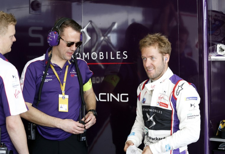 TOTAL con el Team DS Virgin Racing en Hong Kong 2017