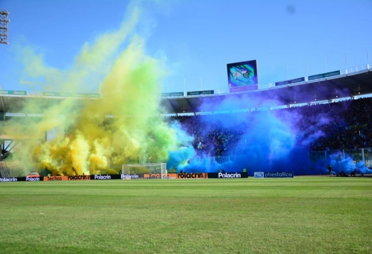 Temperley vs. Rosario Central