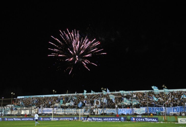San Lorenzo vs. Racing (Córdoba)