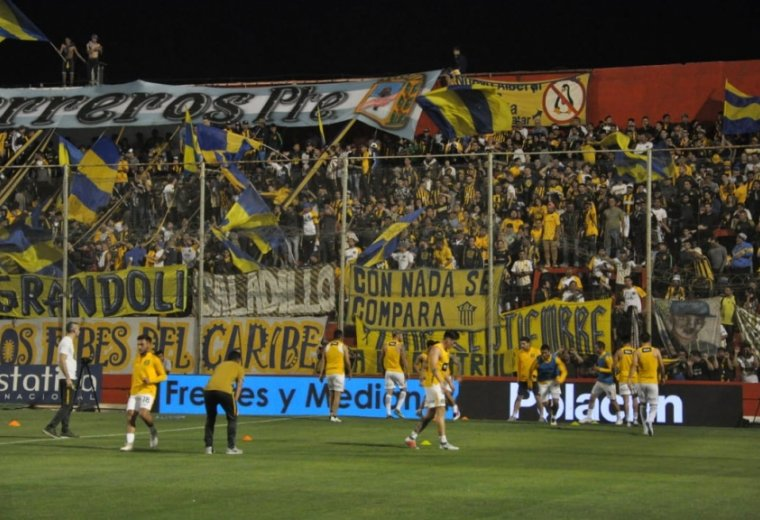 Rosario Central vs. Almagro