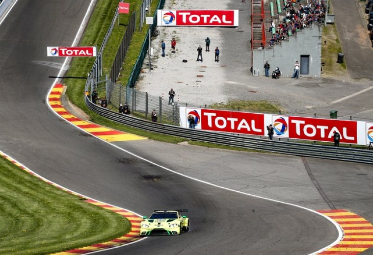 Resistencia TOTAL en Spa-Francorchamps