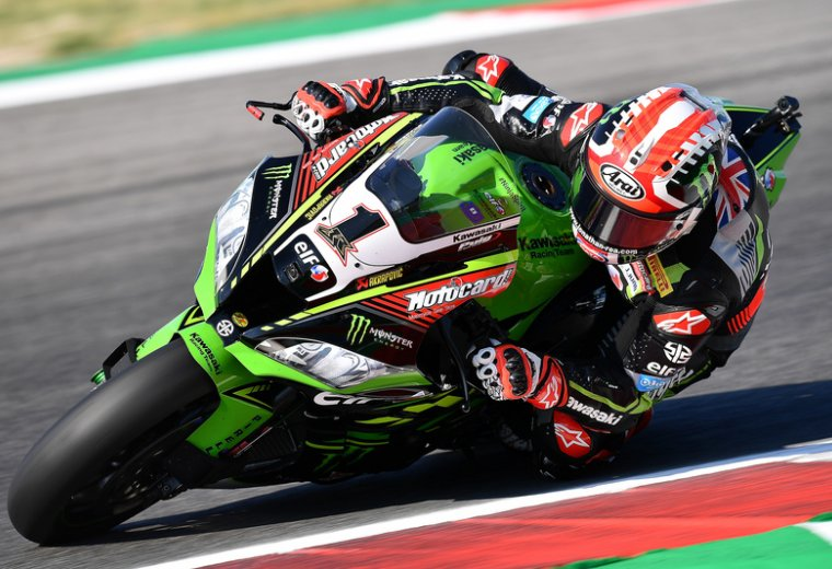 Rea sigue imparable en el WSBK