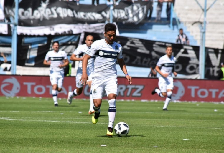 Central Córdoba (SDE) vs. Gimnasia (LP)