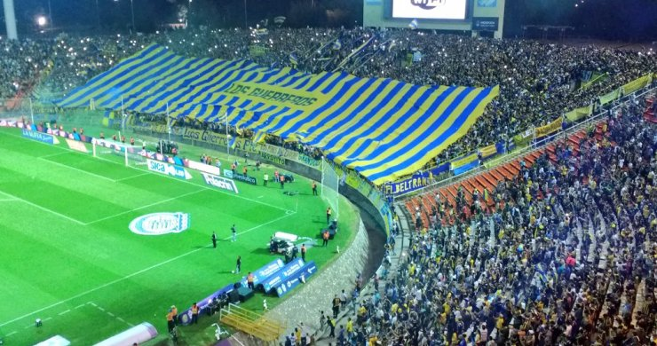 La FINAL: Rosario Central vs. Gimnasia La Plata