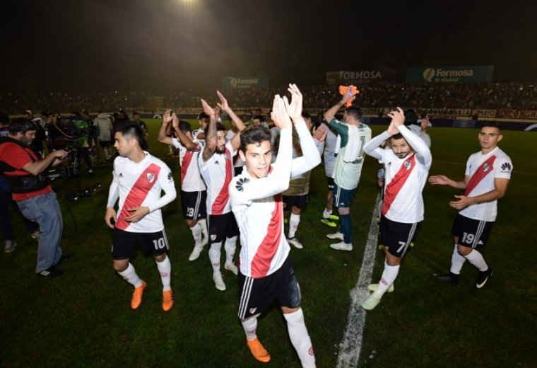 River Plate vs. Villa Dálmine